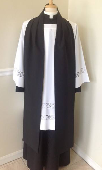 Image from: Renzetti Magnarelli Clergy Apparel